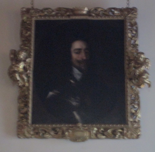 van Dyk Portrait, Drum Castle