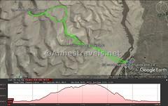 Star Dune Trail Map