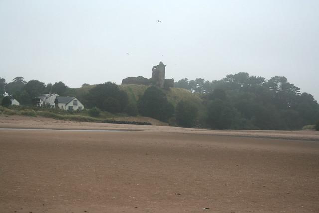 Red Castle at Lunan Bay