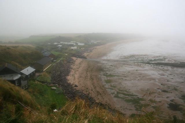 Corbie, Lunan Bay