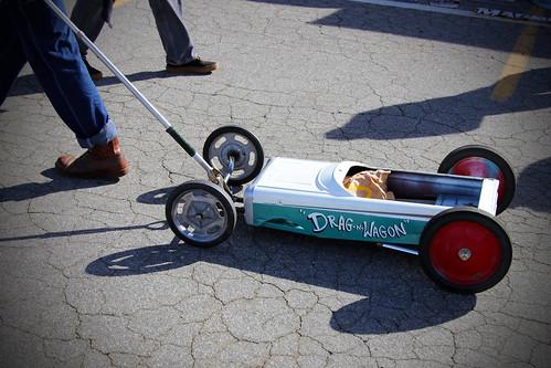 Drag-n-Wagon