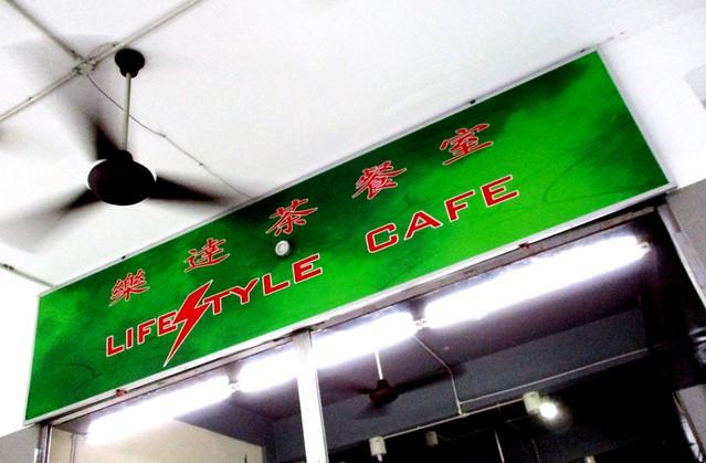 Lifestyle Cafe