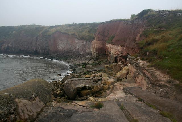 Boddin Harbour (ruins)