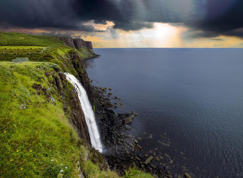 Club photo LaSalle_Kilt Rock, Île Skye, Écosse_Alain Elliott