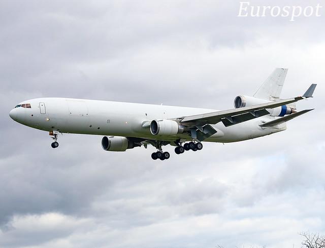 N513SN MD-11 Western Global