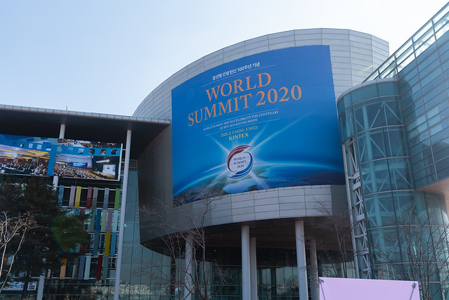 Korea-2020-02-08-Largest UPF World Summit Concludes in Seoul