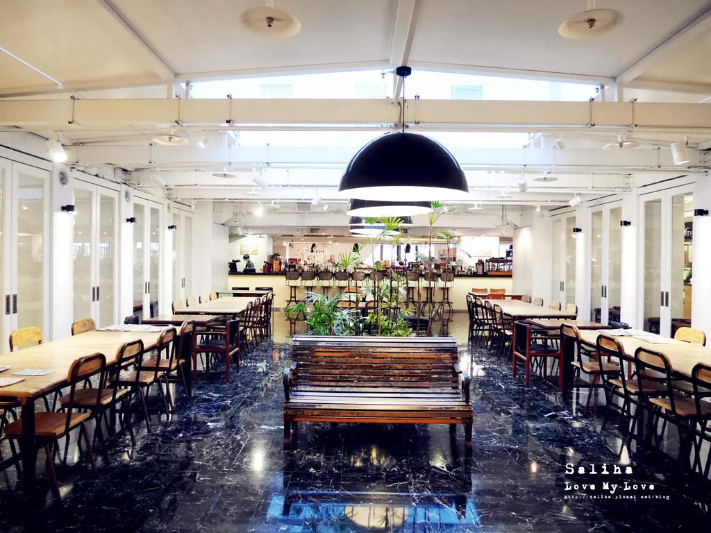 台北西門町餐廳amba吃吧食記咖啡廳下午茶可久坐不限時 (3)