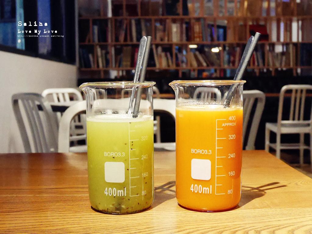 台北西門町意舍酒店amba吃吧餐廳美食餐點推薦下午茶甜點好吃 (1)