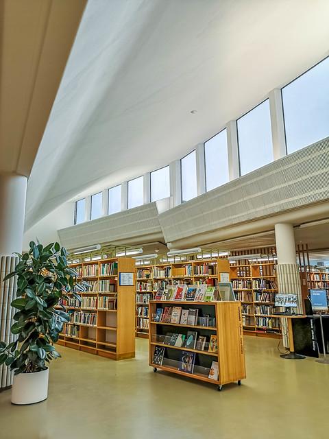 Aalto kirjasto 2