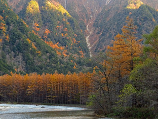 Kamikochi Nat'l Park - Japan Alps