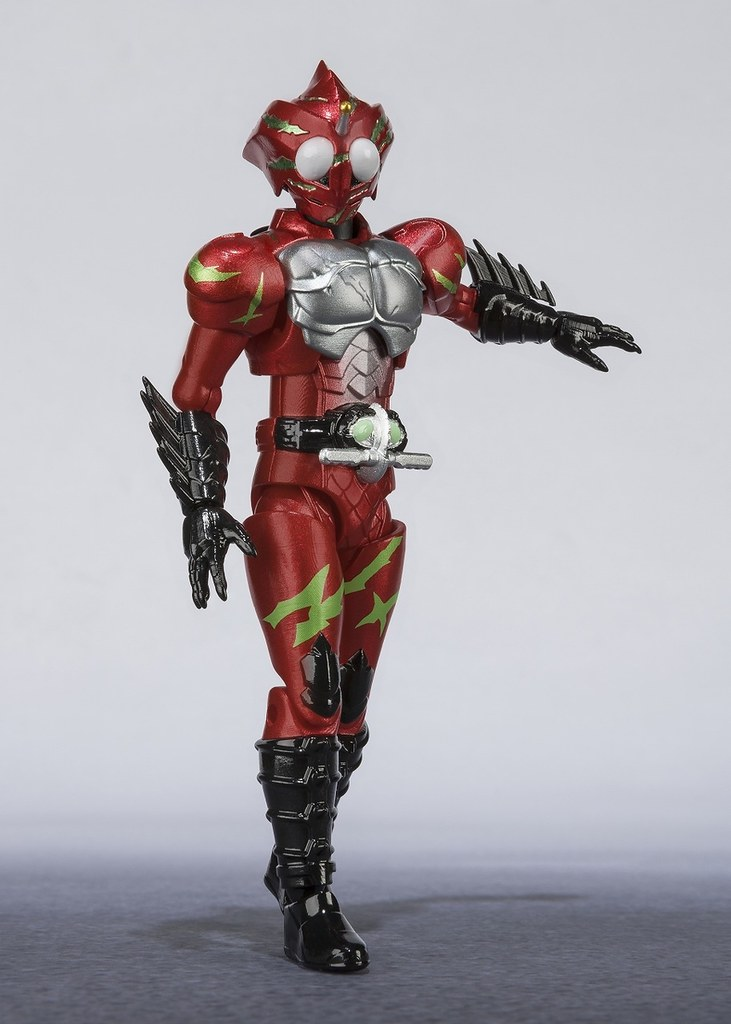 亞~馬~遜!!! 野生與養殖騎士一起登場!《假面騎士》掌動「SHODO-X」系列 第 9 彈 SHODO-X 仮面ライダーアマゾンズ