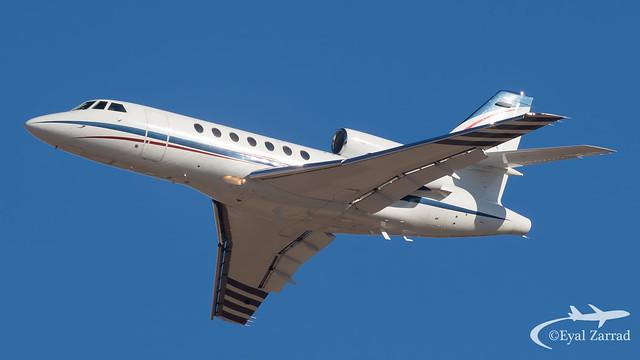 TLV - Private Dassault Falcon50 N15VX