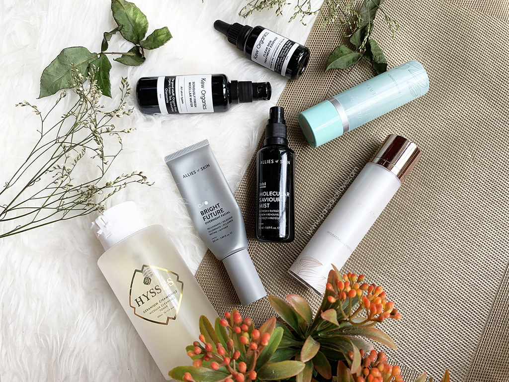 4 Singapore Skincare brands you should know of