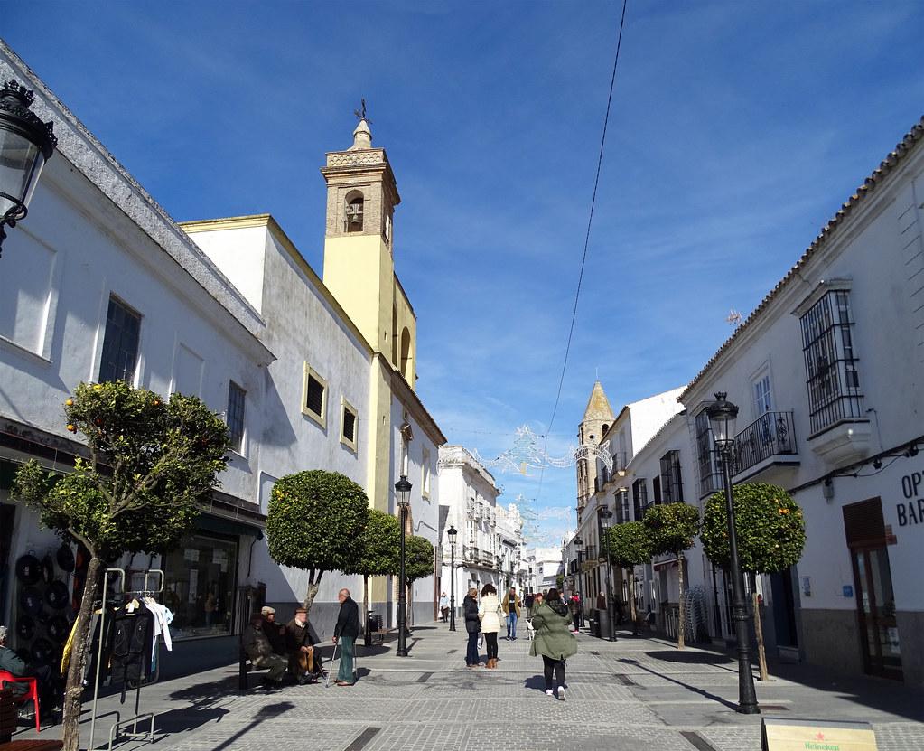 calle de Medina Sidonia Cadiz