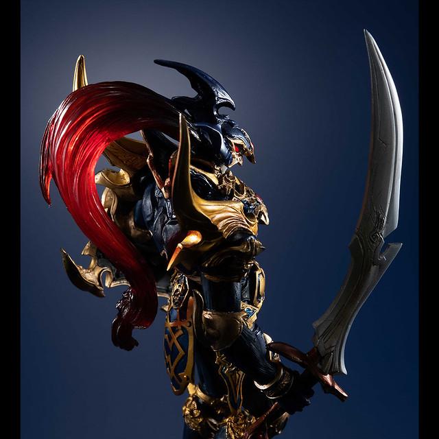光與闇的靈魂創出混沌的超戰士!ART WORKS MONSTERS 《遊戲王 怪獸之決鬥》混沌士兵(カオス・ソルジャー)雕像