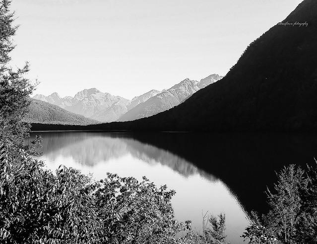 Nice moment @ Lake Gunn. 💕