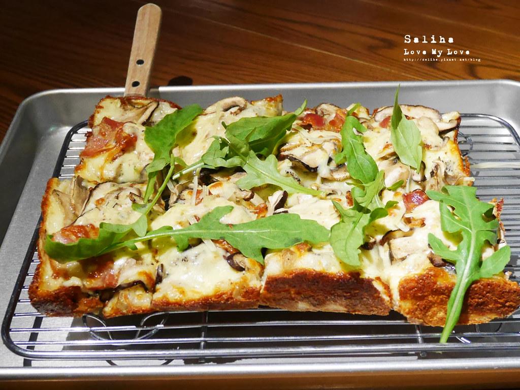 台北萬華區西門町意舍酒店吃吧餐廳不限時咖啡廳下午茶披薩聚餐場地租借 (1)