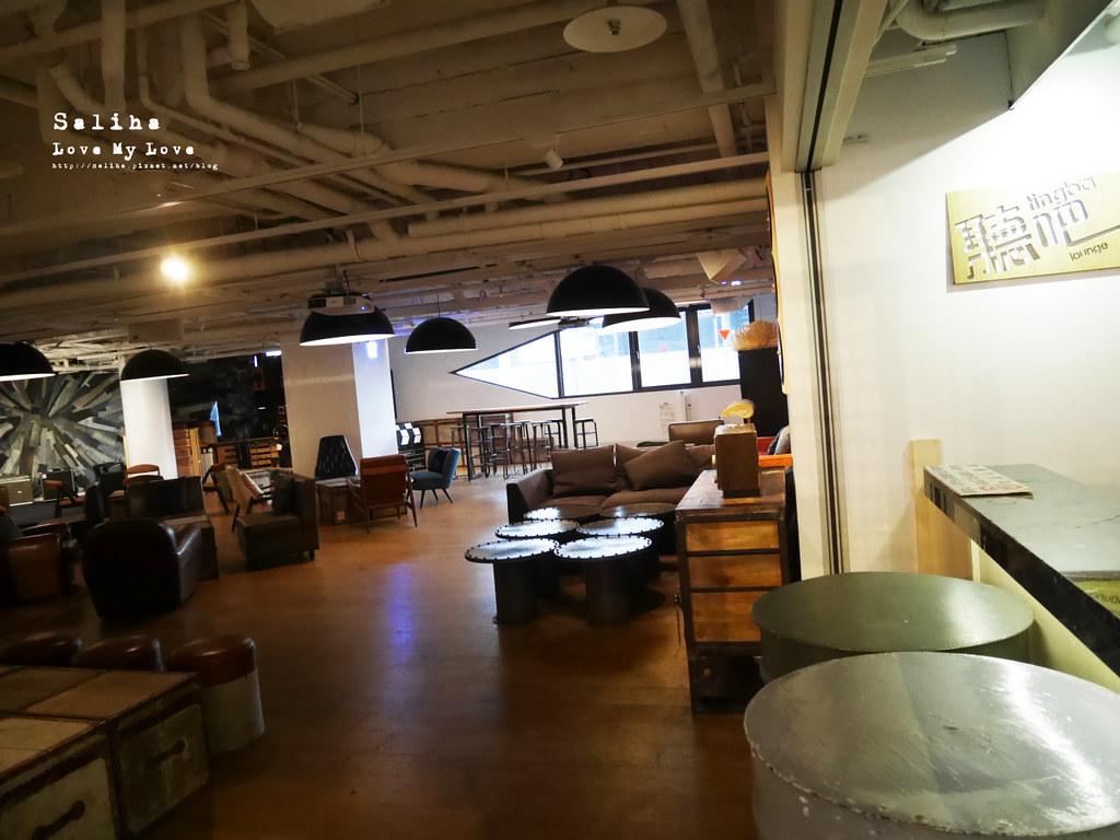 台北台北西門町意舍酒店amba吃吧餐廳咖啡廳下午茶不限用餐時間推薦 (2)