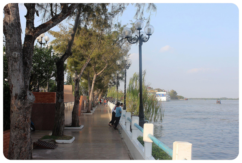 rach gia river