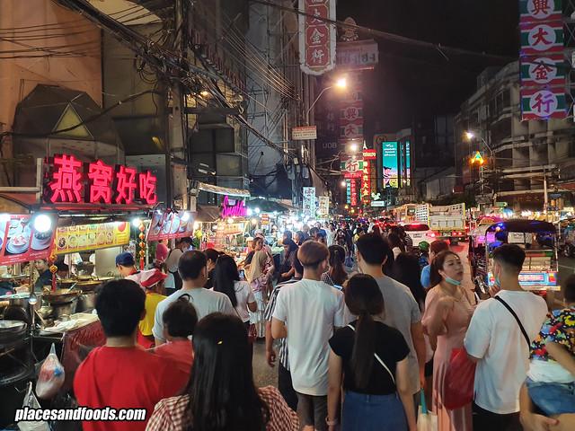 bangkok chinatown 2020 yaowarat