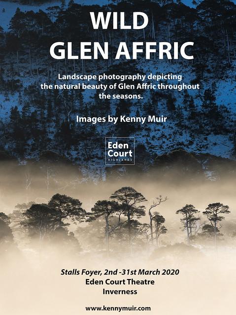 Wild Glen Affric
