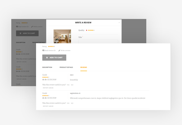Ap Booking Booking PrestaShop Module - Room Management ( Dashboard)