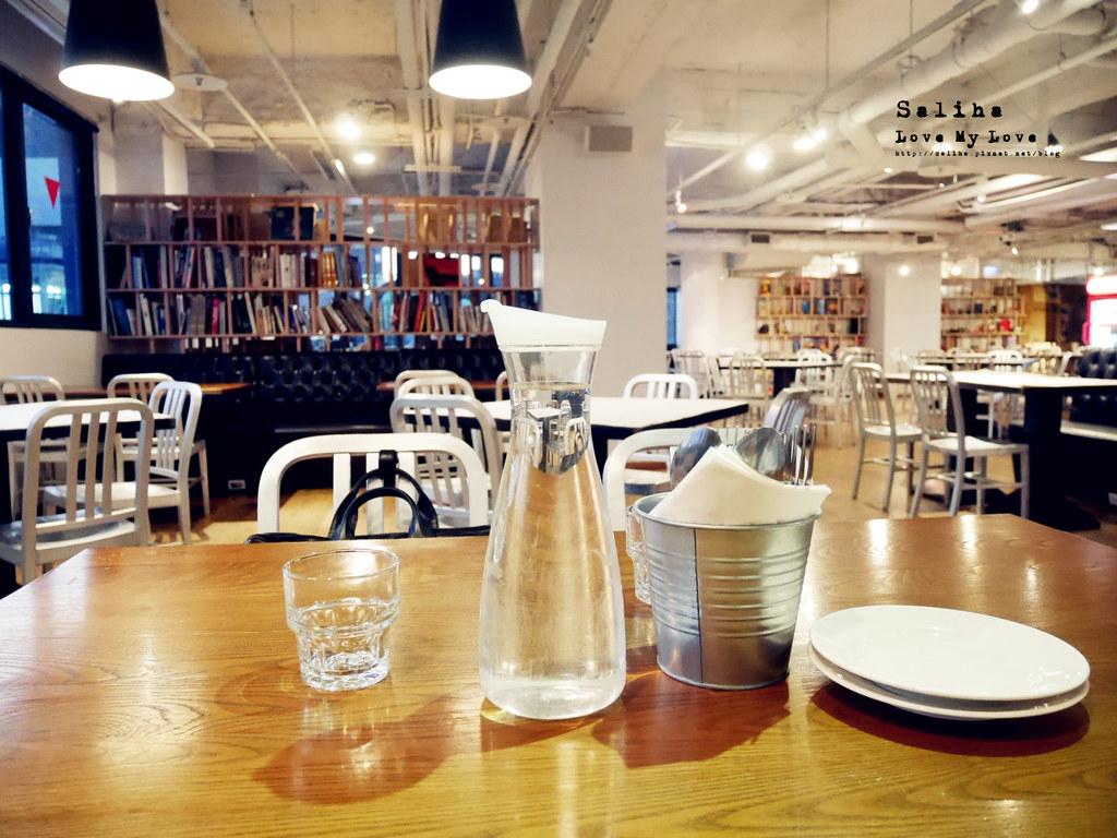 台北萬華區西門町誠品吃吧餐廳不限時咖啡廳可久坐下午茶好吃甜點 (4)
