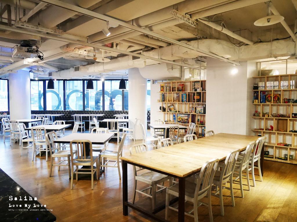 台北台北西門町意舍酒店amba吃吧餐廳咖啡廳下午茶不限用餐時間推薦 (4)