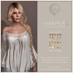 Harper.v2_VIP Group Gift from MINA