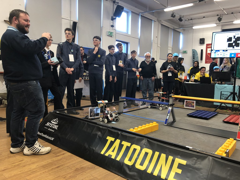 FIRST Tech Challenge UK - North West Regional 2019-20 (public)