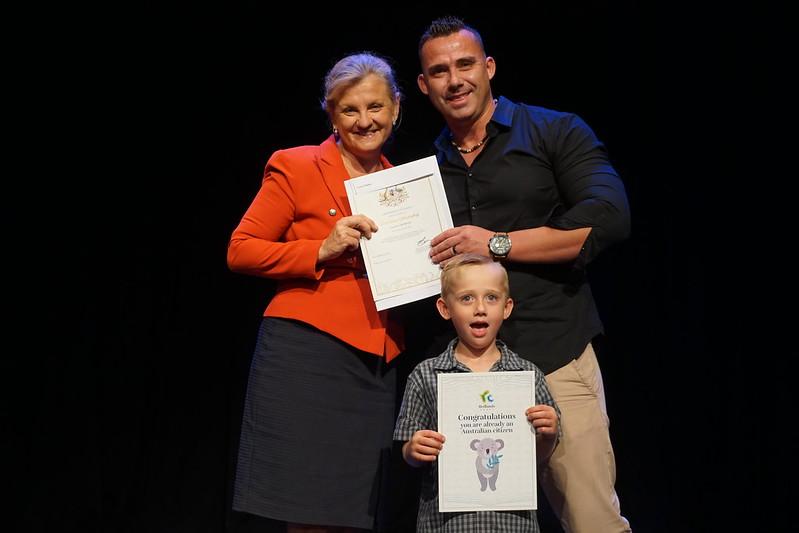 Australian Citizenship Ceremony February 2020