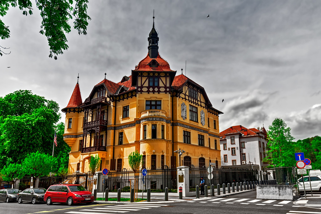 Ljubljana -  Embassy of the United States of America