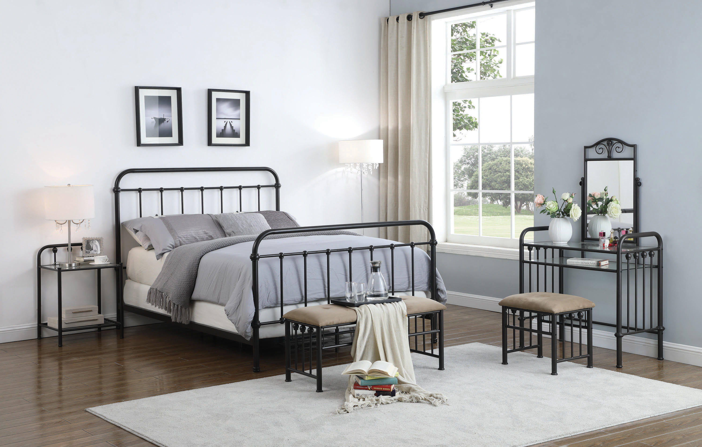 Metal Beds All American Mattress Amp Furniture
