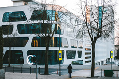White architecture | Kaunas