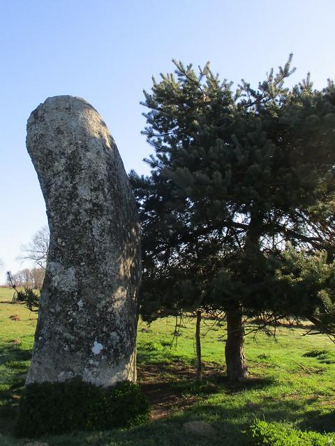 Menhir du Métayer
