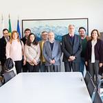 Qua, 19/02/2020 - 10:05 - O professor Jorge Rodrigues tomou posse como presidente do Conselho Técnico Científico do Instituto Superior de Contabilidade e Administração de Lisboa (ISCAL). A assinatura do termo de posse decorreu nos Serviço da Presidência do IPL, no dia 19 de fevereiro de 2020.