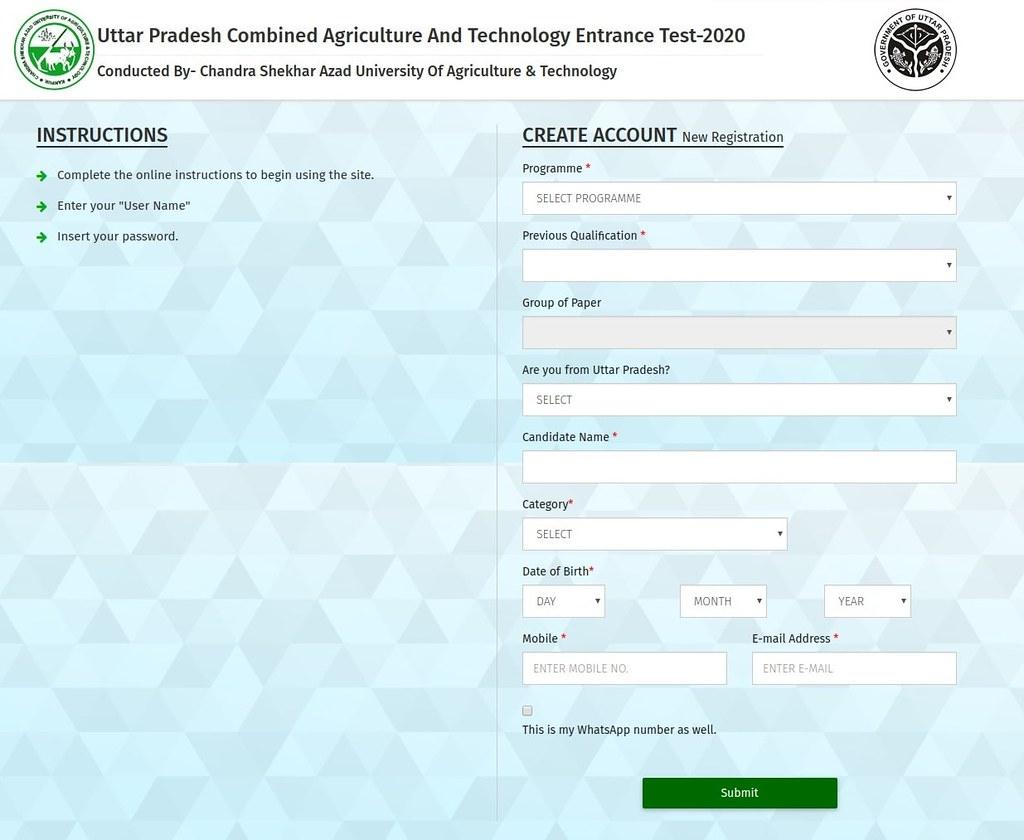 UPCATET 2020 Registration