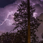 19. Veebruar 2020 - 21:20 - More photos from last night's thunderstorm in Brisbane.