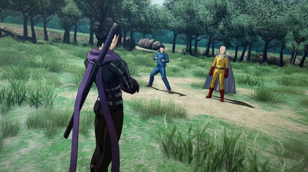49560035823 1a80fe9287 b - Wie ein Webcomic zum Anime, der dann zum PS4-Brawler wurde – One Punch Man: A Hero Nobody Knows