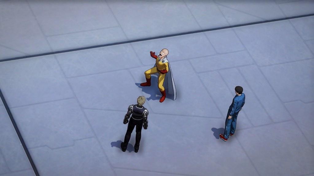 49560035838 22738d9753 b - Wie ein Webcomic zum Anime, der dann zum PS4-Brawler wurde – One Punch Man: A Hero Nobody Knows