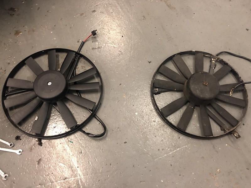 Meyle vs factory fan