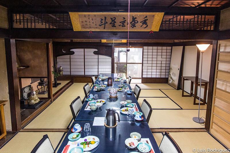 Restaurante y minshuku Daitokuya