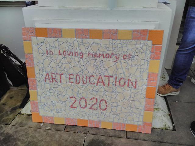 In Loving Memory of Art Education 2020