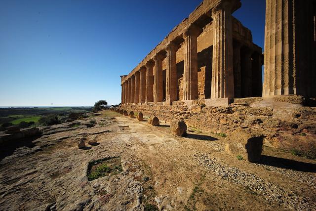 Tempio della Concordia, Valle dei Templi, Agrigento, Sicily, February_2020_108