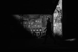 Cruzando El Haz De Luz