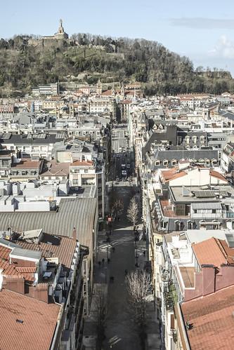 Artzain Onaren katedraleko begiratokia