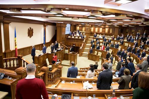 20.02.2020 ședința Parlamentului