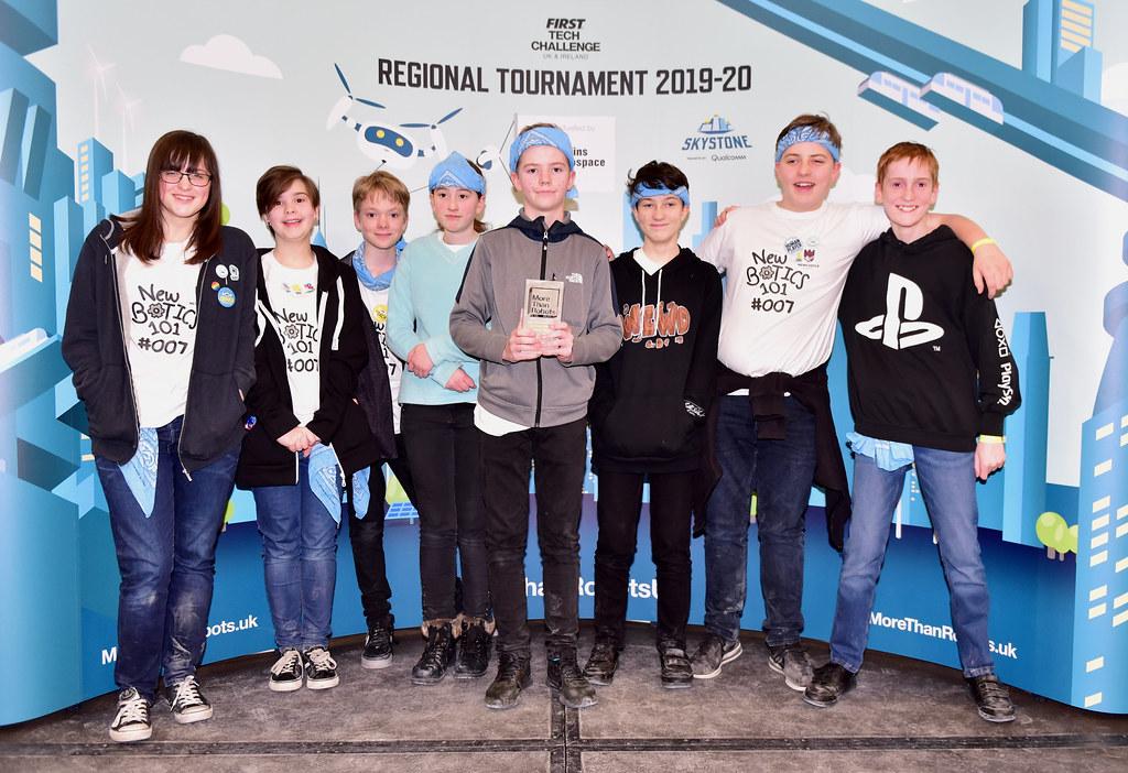 FIRST Tech Challenge UK - West Midlands Regional 2019-20: Day 2 (public)