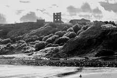 Scarborough Castle..