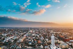 New day | Kaunas aerial #50/365